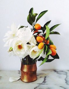 32 small floral arrangements – Elle Décoration  – Dalita Gyuliyan
