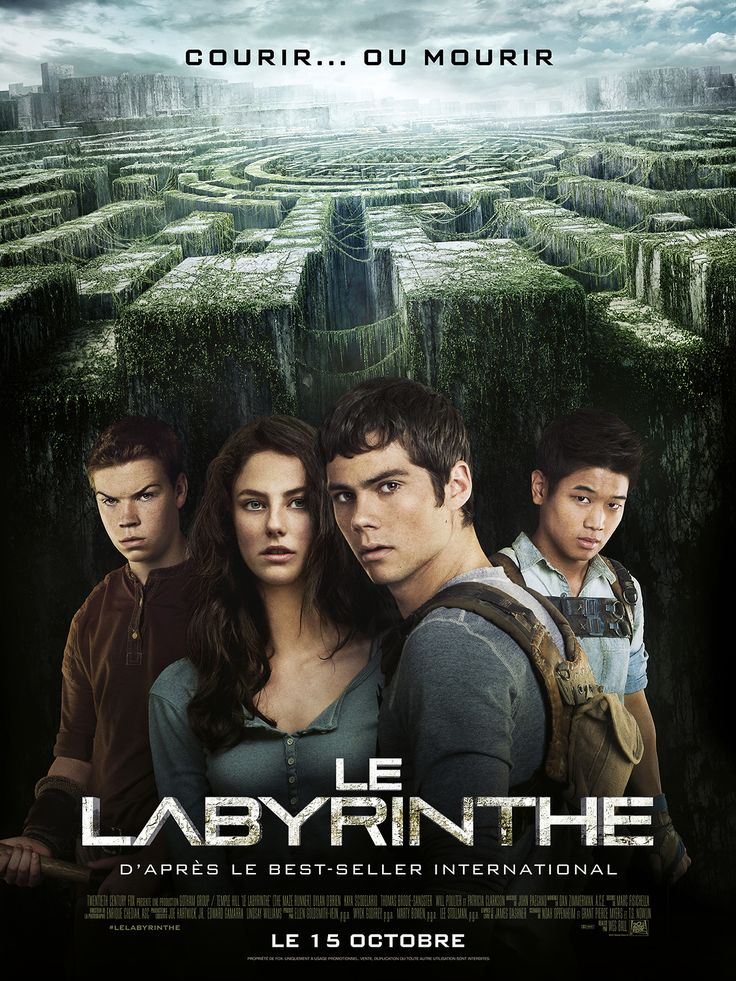 The Labyrinth is a Wes Ball movie starring Dylan O & # 39