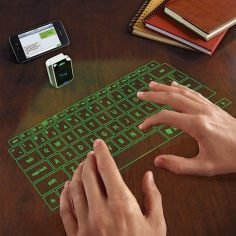 Cool Gifts & Gadgets for the Tech Lover on Your Christmas List – The Laser Virtual Keyboard  – Princesse♥ Kawaii