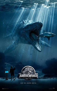 3 stunning and creepy new Jurassic World movie posters are available!  – Julien Jakoby
