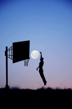 BEAUTIFUL LOVE!! This is love night an day passion for the game! Wish I could jump that high haha.. (:  – Easyvoyage
