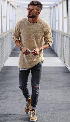 Casual look trendy man trend Trendy man trend Blogger Image consultant  – willrasta