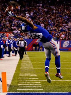 Catch of the year, the decade, or the century, by Odell Beckham Jr. NYGiants  – Ben