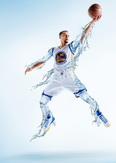 Drink Amazing: Steph Curry for Brita Water Filters  – Gwenn Pamart
