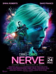 Discover two extracts of NERVE! With Emma Roberts and Dave Franco: players and sexy! At the cinema on August 24th! Nerve Official Poster Nerve The Movie Two Exciting Extracts … But At What Price? Discover in pictures the challenges of NERVE! Dare-t …  – Bernieshoot