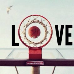 We're not basketball players but we love this angle !  – Divine N'Koy