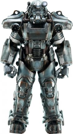 T-60 Power Armor Sixth Scale Figure  – max9322