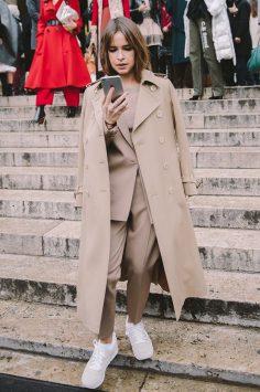 Paris Fashion Week, Autumn-Winter 2016: street style. Part 7 (photo 6)  – Sara Frulo