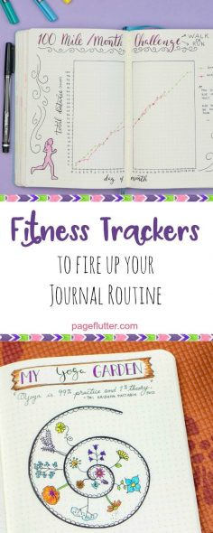 journal fitness trackers for weight loss, running, yoga, and other fitness goals.  – MelissaAlga