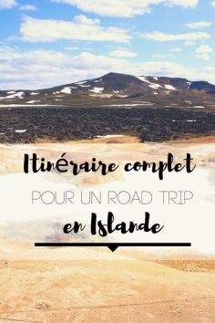 Complete itinerary for a road trip in Iceland. Detail day by day to discover the best of the country for an epic journey on Route 1!  – clau432