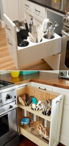 The kitchen is the only place in the house where the whole family can gather to cook. It is therefore natural that many things accumulate there. But how about having a kitchen without clutter? That's born …  – amouna9470