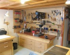 My basement workshop (2009)  – annavikiwili