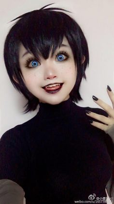 This HOTEL TRANSYLVANIA Mavis Cosplay is So Good, It's Creepy — GeekTyrant  – SUPEREXTRAORD