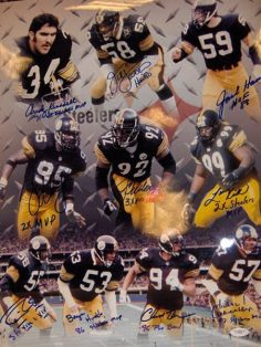steelers hall of fame players | Currently Viewing: NFL – Player Pages – Hall Of Fame – Jack Lambert  – FDVoyages