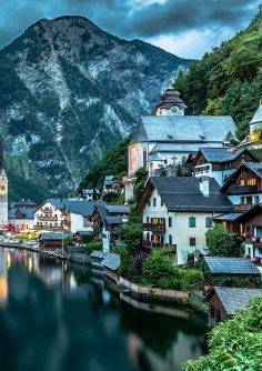 27 Of The Most BEAUTIFUL Villages In The World! Find out where this village is on Avenly Lane Travel.  – shrutidev