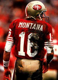 Joe Montana … Nothing else to say ….  – zogotounga