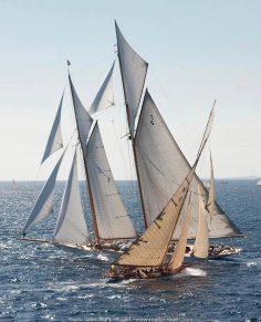 "The Sailing Magazine on Instagram: ""Immortal classic. @gilles_martin_raget""  – jacquelinem2136"