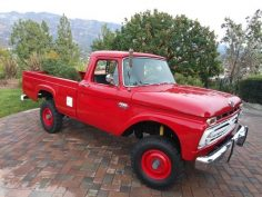 Nicest One On Earth: This 1966 Ford F-260 (yes, 260) Truck Is Incredible  – kensloan56