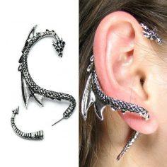 Dragon Ear Cuff Wrap – Game of Thrones a inspiré Dragon boucle d                                                                                                                                                                                 Plus  – BuckyWinter