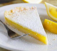 Easy lemon tart  – aaabbb0136