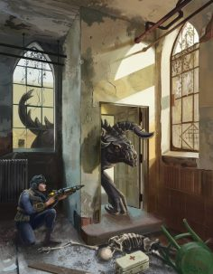 Fallout, Fallout jokes, Fandoms, Fallout 4, Fallout art, deathclaw, Fallout creatures, Fallout monsters, Fallout mutants ,, XGingerWR  – gabrielvillatea
