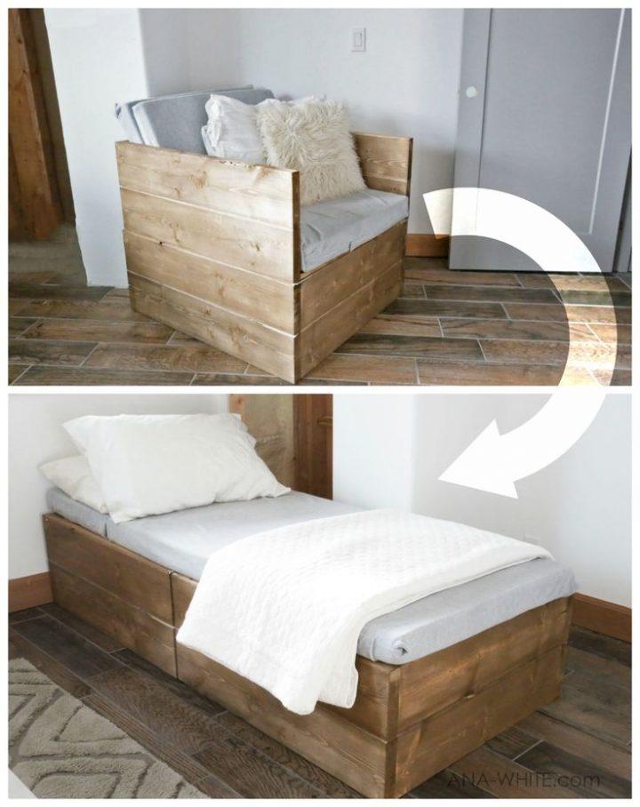 Twin Sleeper Chair  – leacats