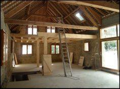 renovation of a barn – Optiréno  – ebrenas