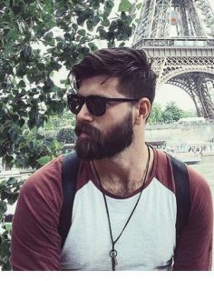 www.chalemagne-pr… View the best mens hairstyles from Charlemagne Premium male grooming and beard styling. We love the sexy looks using pomades, clay, matte paste and the coolest messy looks. shave tattoo shaving www.charlemagne-p… bike biker roc…  – antoinejannin