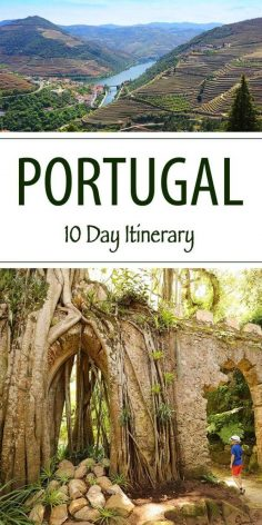 How to spend 10 unforgettable days in Portugal. See the best of Portugal with this trip itinerary and practical tips…  – emyfrencharrow