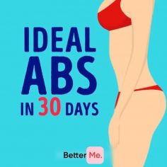 The Workout to Have Ideal ABS in 30 Days  – claraguinet94