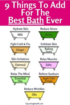 Forget chemical bath products and use these natural ingredients to rejuvenate the body and mind! Have the best bath EVER!  – CallmeLoup