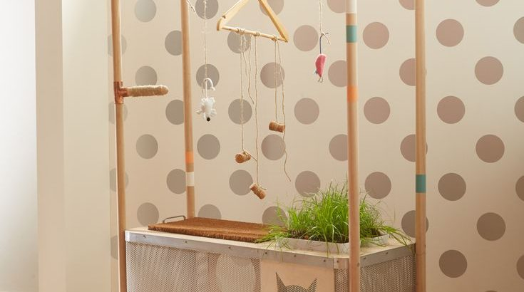 Make It For Your Cat A Diy Cat Tree Is Perfect For Keeping