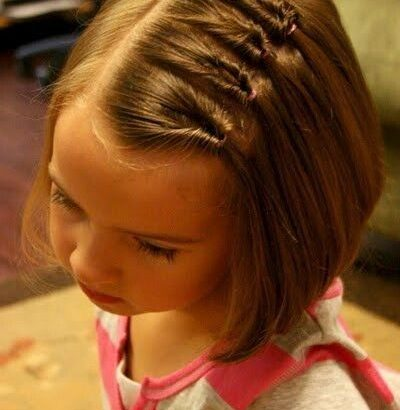 30 Hairstyle Styles That You Can Make Your Little Girl