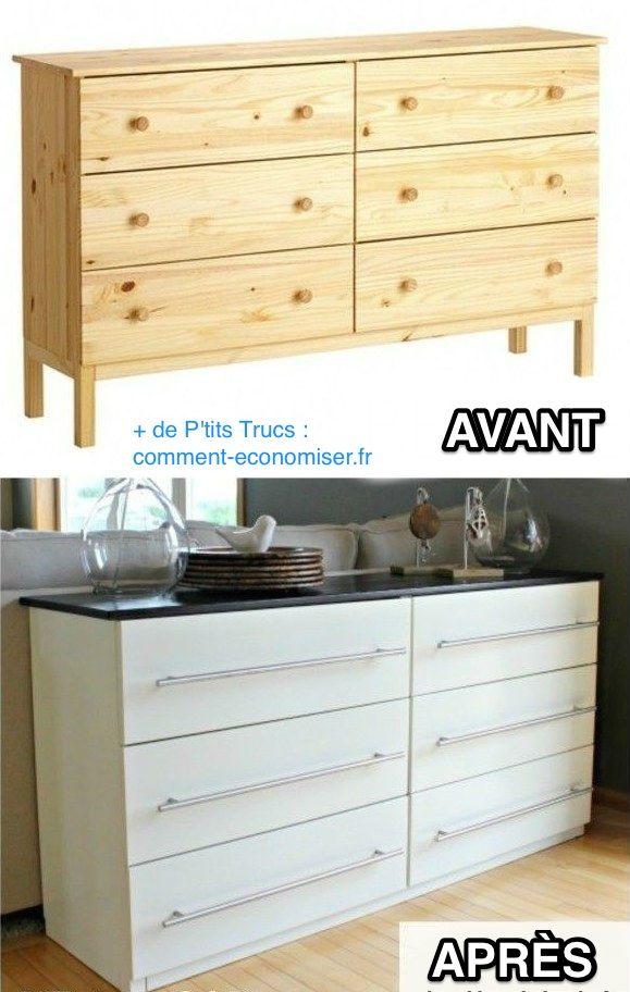 Turn An Ikea Dresser Into A Kitchen Buffet Pctr Up